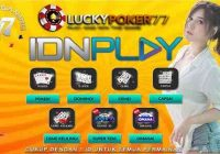 LuckyCeme77 IDNPlay Poker Domino Ceme Capsa